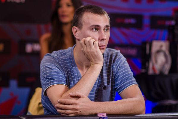 Runner-up, Dmitry Gromov