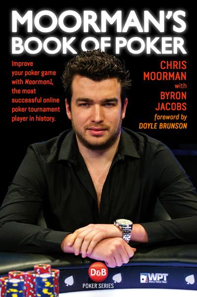 Moorman Poker Book