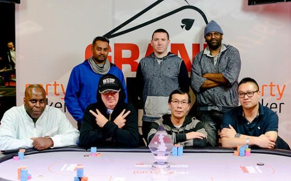 Grand Prix Poker Tour Stamford Bridge