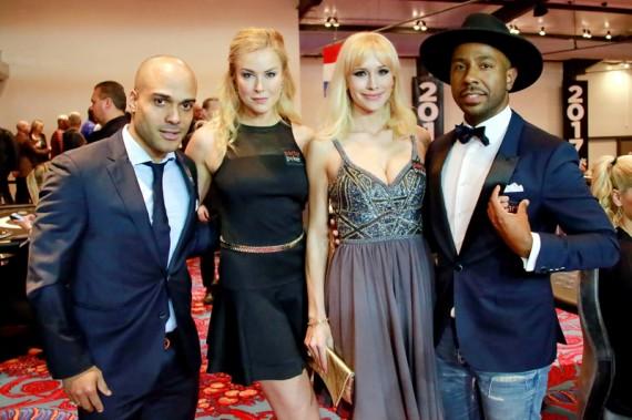 Boris Becker charity event