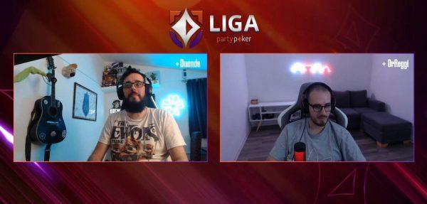 [VIDEO] ¡La Liga partypoker tiene nuevo campeón!