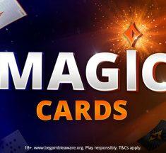 ¡Gana hasta US$500 al instante con las impresionantes Magic Cards!