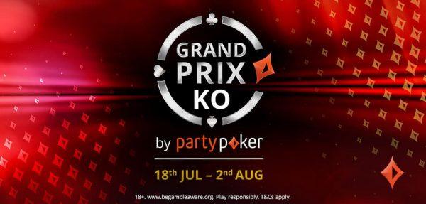 Last Chances To Enter the Grand Prix KO 6-Max Day 1s