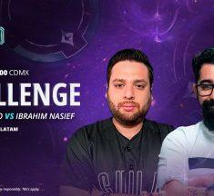 Daily Legends Challenge: Nasief vs. Montaño calientan el Twitch