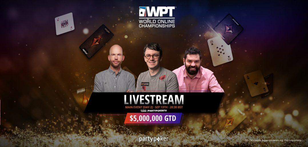 2021 WPTWOC Main Event Stream